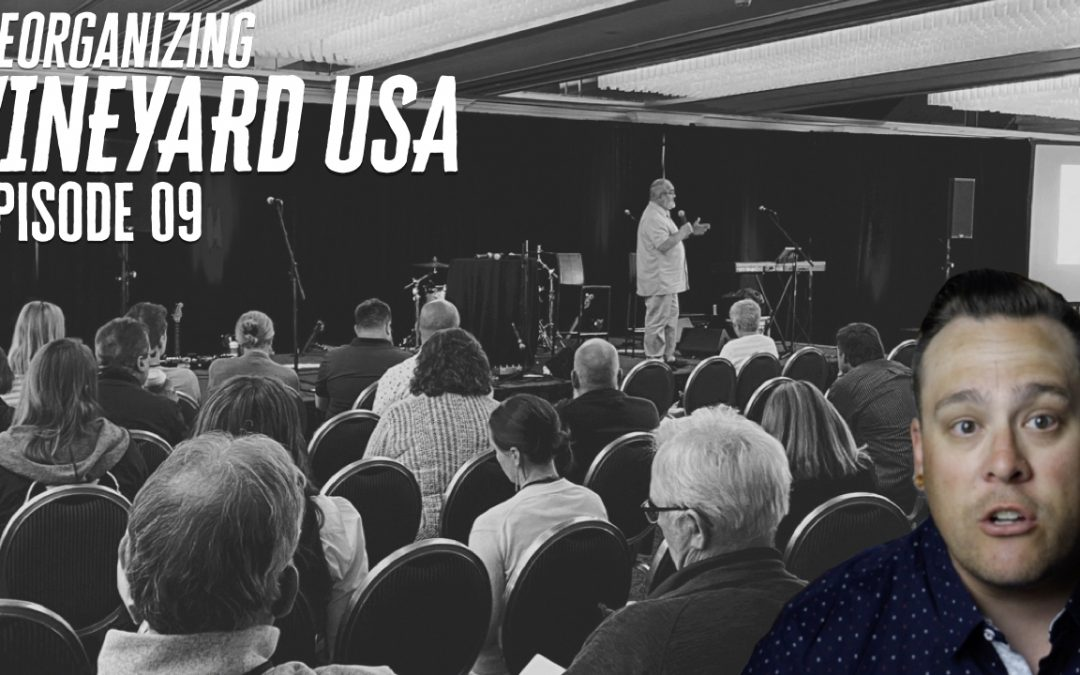 Reorganizing Vineyard USA: Reporting on the National Leader's Meeting