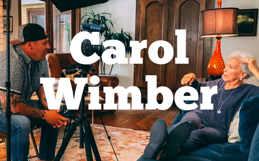 My Interview w/ Carol Wimber