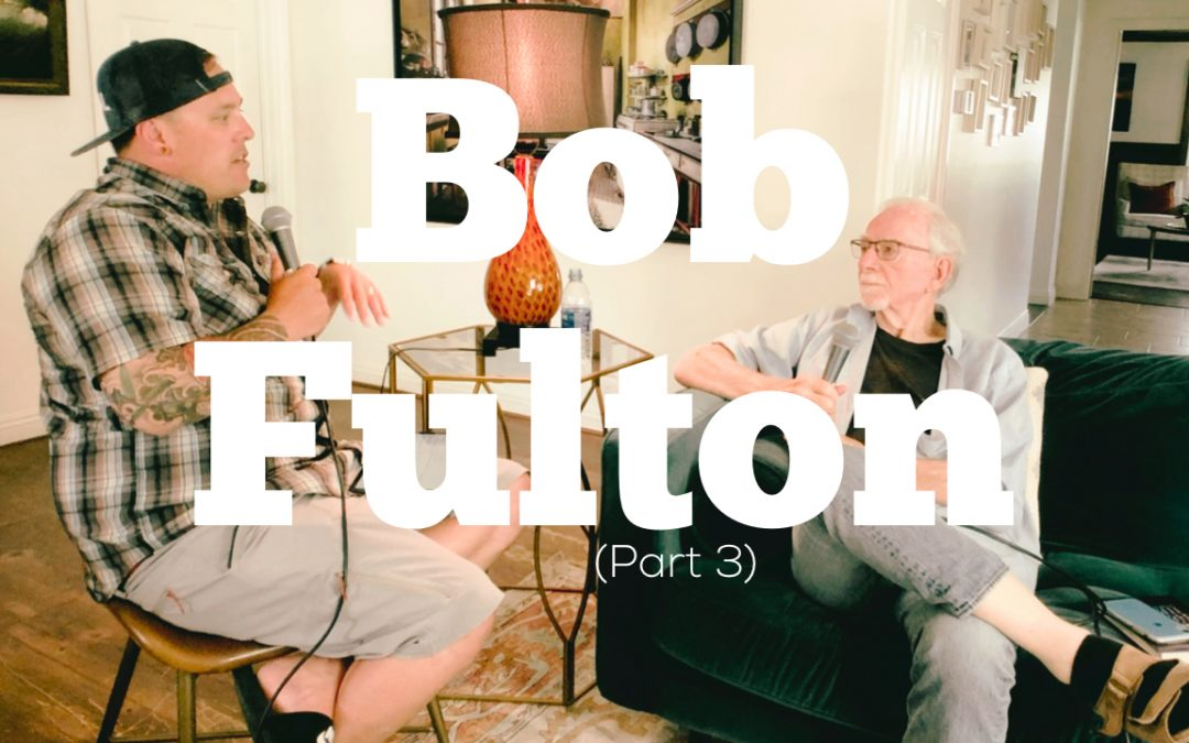 Bob Fulton on Discipleship & the future of the Vineyard (part 3)